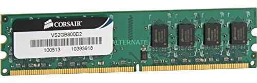 1 Pc2 Pc3 Pc5 Pc - Corsair 2GB (1x2GB) DDR2 800 MHz (PC2 6400) Desktop Memory