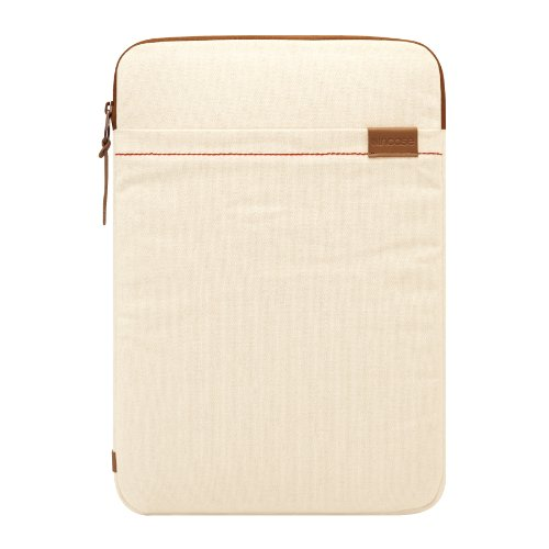 Incase CL60104 Terra Sleeve for MacBook Air/Pro 13-inch (natural canvas) (Incase Range Backpack compare prices)