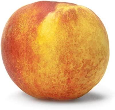 Peach Yellow Organic, 1 Each