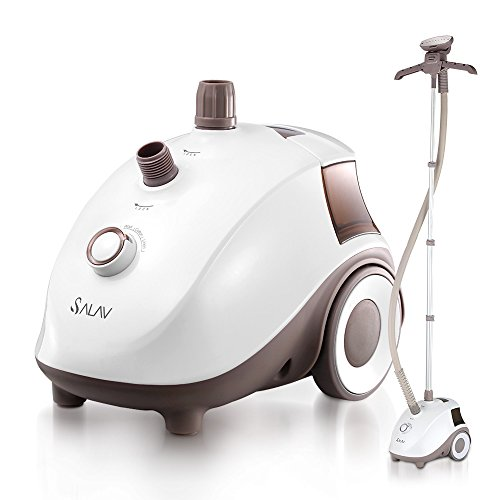 SALAV Clothes Steamer with 360 Degree Swivel Hanger