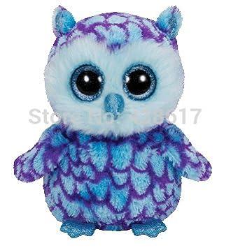 Amazon.com: Original Juguete de bebé ojos grandes Oscar Azul ...