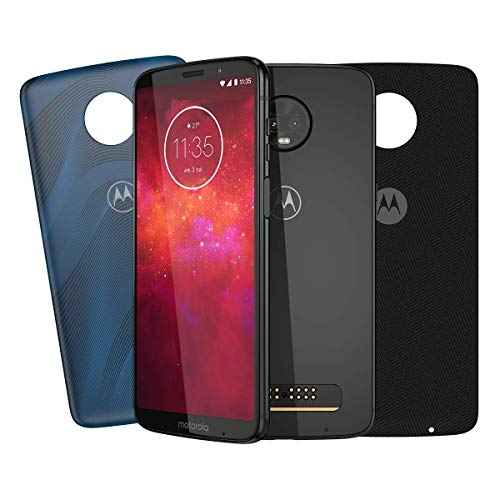 [Kit Especial Amazon] Smartphone Motorola Moto Z3 Play 128GB + 2 Snap Style