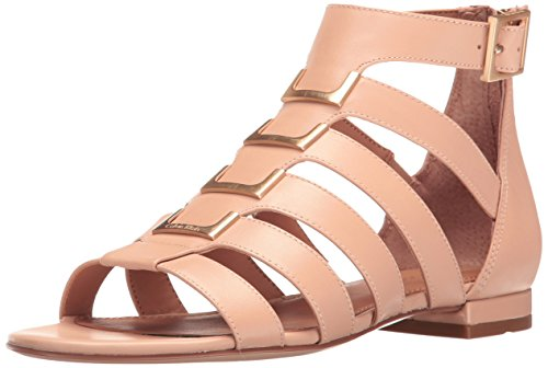 Calvin Klein Women's Estes Gladiator Sandal Sandstorm u4lpKIr7p6