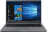 Notebook Samsung Core i5 1135g7, 11 Geração, 8GB 1TB 15,6 Book Win10, Cinza Chumbo