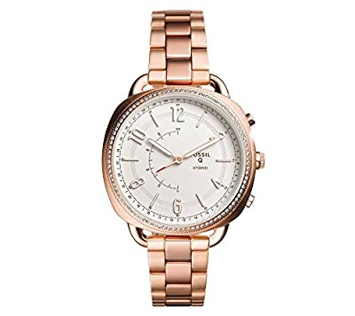 Fossil Hybrid Smart Watch - Q Accomplice Stainless Steel by Fossil