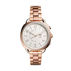 Fossil Hybrid Smart Watch – Q Accomplice Stainless Steel
