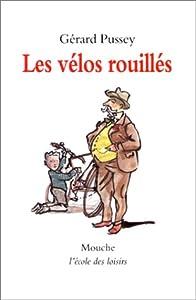 vignette de 'Les Vélos rouillés (Gérard Pussey)'