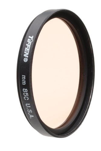 Tiffen 52mm 85C Filter by Tiffen