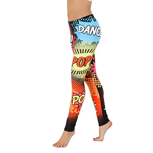Alexandra Collection Printed Athletic Leggings