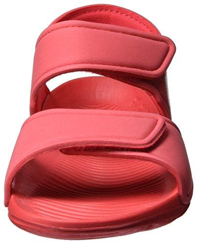 adidas Altaswim C, Sandalias con Punta Abierta Para Niñas Rosa (Rosbas/Ftwbla/Ftwbla 000)