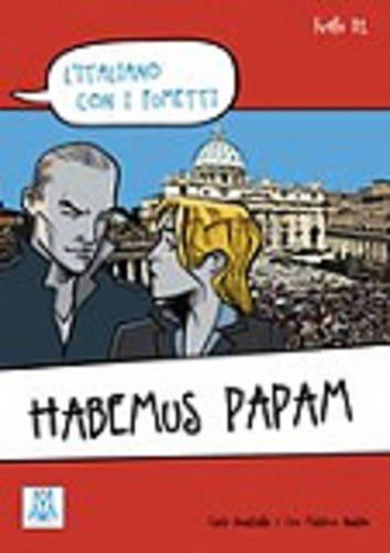 L'italiano con i fumetti: Habemus papam