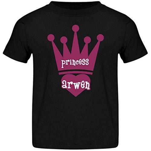 FUNNYSHIRTS.ORG Princess Arwen Girl Toddler: Jersey Toddler