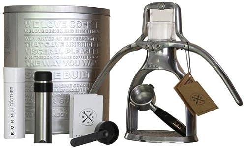 Rok : machine à expresso manuelle et écologique