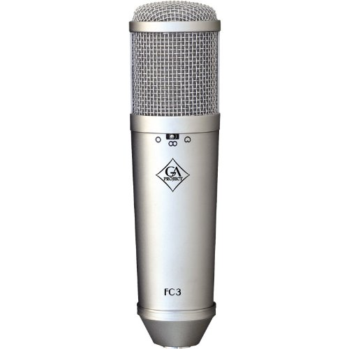 Golden Age Project FC3 Multi-pattern Large Diaphragm Condenser Microphone by Golden Age Project