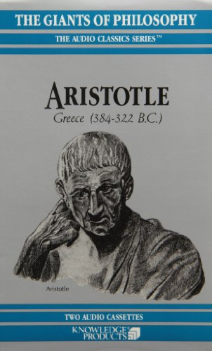 Aristotle: Greece 384-322 B.C.