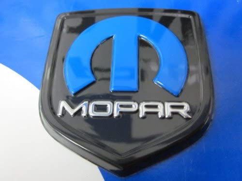 Mopar Chrome Plated Performance Badge 82214234
