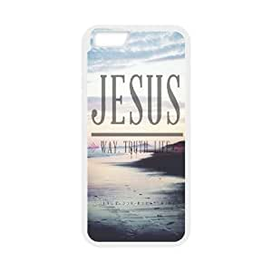 """ZK-SXH - Jesus quotes Diy Cell Phone Case for iPhone6 4.7"""", Jesus quotes Personalized Cell Phone Case"""