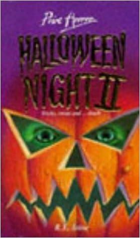 Halloween Night (Point Horror) by R. L. Stine (1999-09-17)