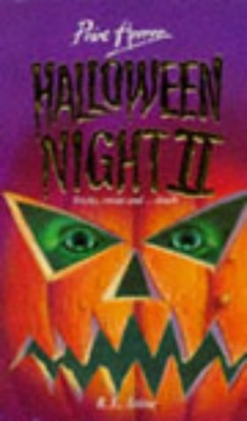 Halloween Night (Point Horror) by R. L. Stine (Halloween Horror Nights 1999)