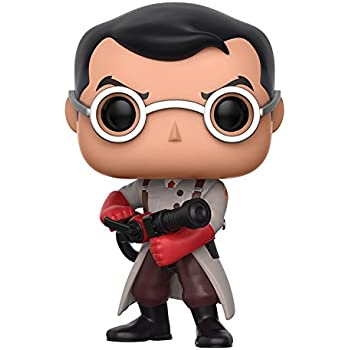 Funko Pop Games: Team Fortress 2-Heavy Collectible Vinyl