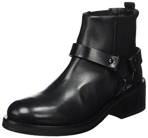 Boot Damen RepubliQ Biker District Black Schwarz Royal xIqS5wF