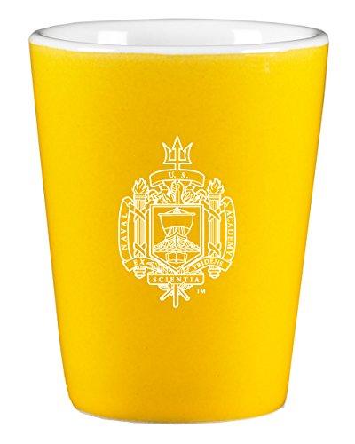 United States Naval Academy - 1.75oz Ceramic Shot Glass - Go