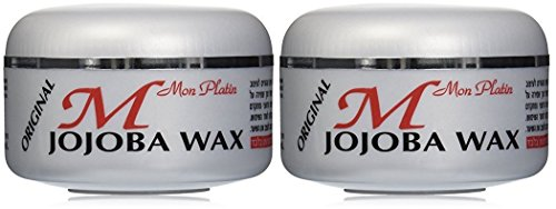 Mon Platin Jojoba Wax, 150 ml Set of 2