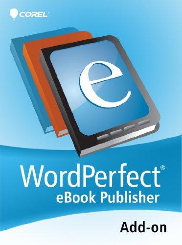 WordPerfect eBook Publisher - Add-on [Download] (Kindle Pc Reader Download)