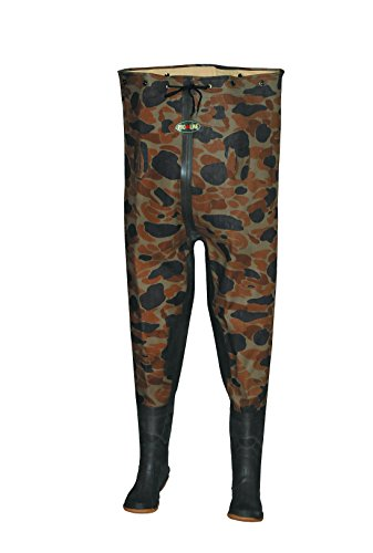 (Pro Line Deluxe Canvas Chest Wader, Brown Camo)