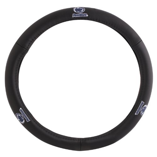(Pilot Alumni Group SWC-919 Leather Steering Wheel Cover (Collegiate Penn State)