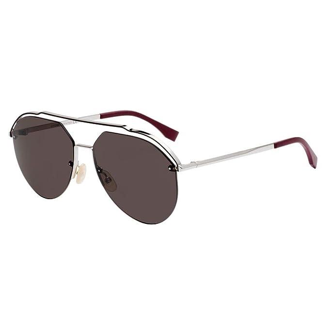 Amazon.com: Fendi Fancy FF M0031/S - Gafas de sol para ...