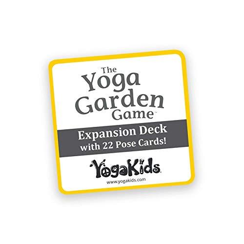 Amazon.com: Tarjeta de expansión para el juego de yoga y ...