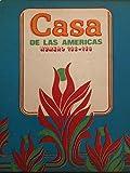 img - for Revista casa de las americas marzo-junio de 1986.numeros 155-156 revista dedicada al segundo encuentro de intelectuales por la soberania de los pueblos de nuestra america habana cuba book / textbook / text book