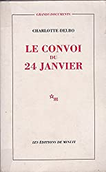 Le Convoi du 24 janvier (Grands documents) (French Edition)