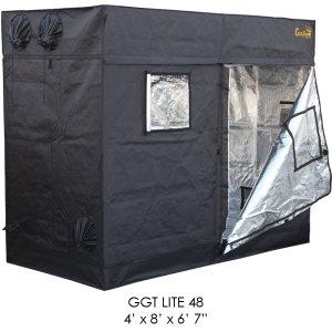 """Gorilla Grow Tent LTGGT48 Tent, 4' x 8' x 6'7"""""""