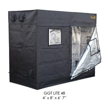 Gorilla Grow Tent LTGGT48 Tent 4u0027 x 8u0027 x 6u00277   sc 1 st  Amazon.com & Amazon.com : Gorilla Grow Tent 10u0027X20u0027 Grow Tent Indoor Grow Room ...