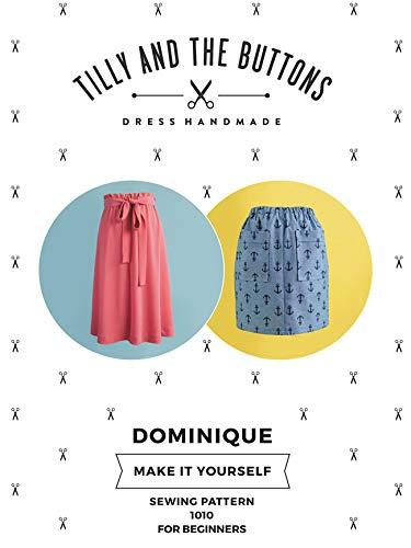 Tylly & The Buttons - Patrones de costura para falda de mujer ...