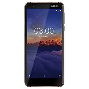 Nokia 3 1 - Android 9 0 Pie - 16 GB - Dual SIM Unlocked Smartphone  (AT&T/T-Mobile/MetroPCS/Cricket/Mint) - 5 2