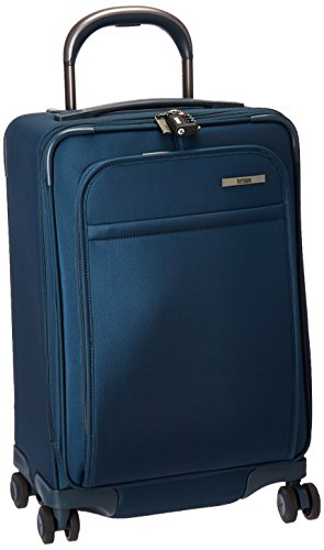 Hartmann Global Carry on Expandable Spinner, Harbor Blue by Hartmann