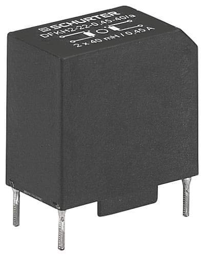 Common Mode Chokes / Filters DFKH, 2.5 A, 5.6 mH 110 ohms, Inductor , Pack of 10 (DFKH-31-0006)
