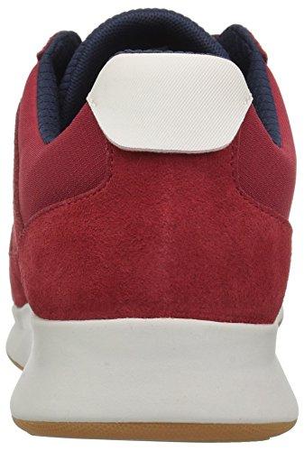 Lacoste Terwijl Joggeur 417 1 Sneaker Rood / Navy