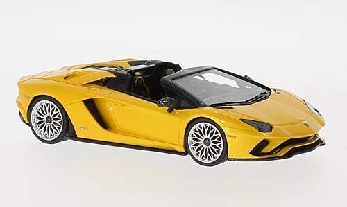 r S Roadster, Metallic-Yellow, 0, Model Car,, Look Smart 1:43 ()