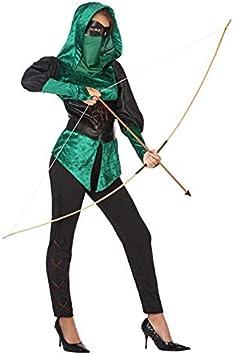 DISBACANAL Disfraz de arquera para Mujer - -, M-L: Amazon.es ...