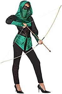 DISBACANAL Disfraz de arquera para Mujer - -, XS-S: Amazon.es ...