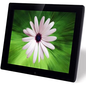 Amazon.com : 15 Inch Hi-Res Digital Photo Frame with 4GB Flash ...