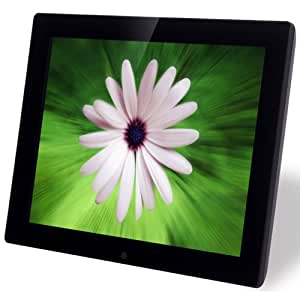15 Inch Hi-Res Digital Photo Frame with 4GB Flash Memory - Perfect for Your Home or as Advertising Signage - X15B