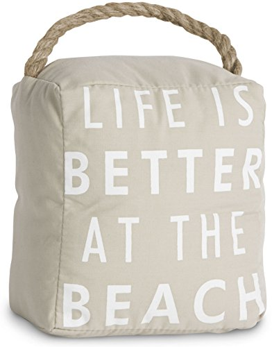 Pavilion Gift Company 72152 at The Beach Door Stopper, 5 by 6-Inch by Pavilion Gift Company