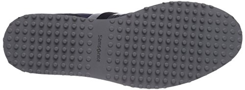 Samsonite Shoes MONTEVIDEO Herren Sneakers Blau (Blue/Blue)