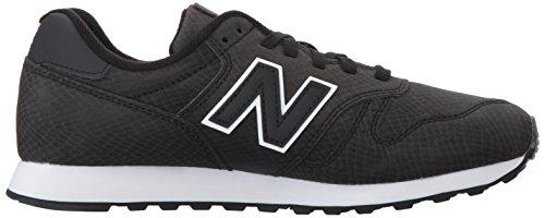 New Mujer Black 373 para Negro Blr Balance Zapatillas raHrB