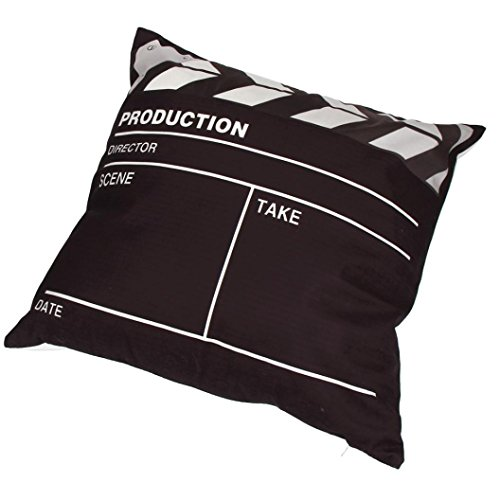Pillow Case,Highpot® Square Couches Chair Sofa Waist Throw Cushion Cover (Movie Playing Board)